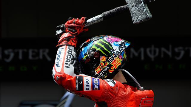 On refait le Grand Prix : Lorenzo les a tous rendus marteau !