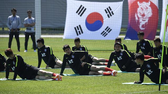 La Suède l'emporte contre la Corée du Sud | Mondial 2018
