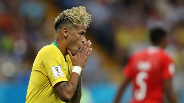 Delusione Brasile: Coutinho non basta, con la Svizzera è soltanto 1-1