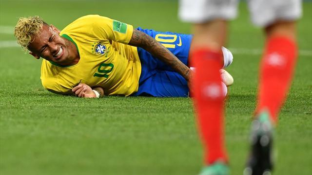 Le Brésil s'est fait bouger