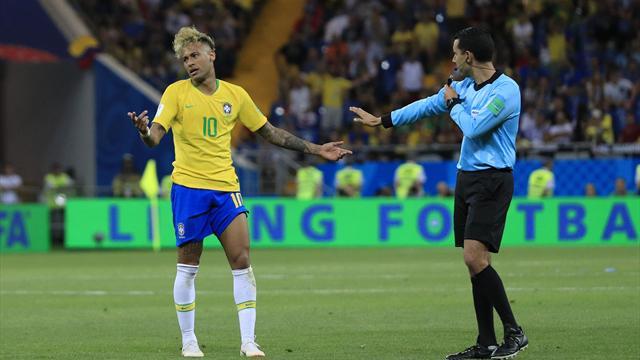 Бразилия впервые за 40 лет не выиграла стартовый матч на чемпионате мира