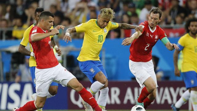 Was wäre wenn...? So eng geht's zu zwischen Brasilien, Schweiz und Serbien