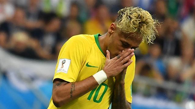 Neymar, des mèches mais pas d'étincelle