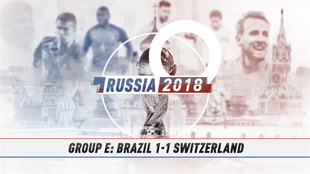 The Story of the Match: Switzerland peg back Brazil