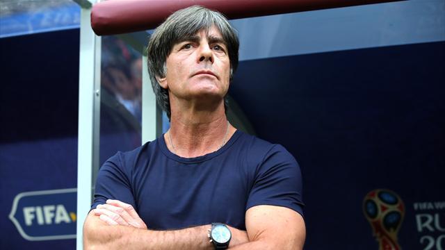 """""""Il restera quoi qu'il arrive"""" : Löw confirmé sur le banc de l'Allemagne même en cas d'échec"""