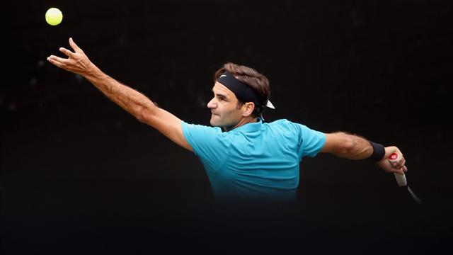 ATP Halle, Federer-Paire: El camino de récords que espera a Roger en hierba (16:00)