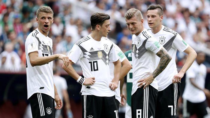 Wm 2018 Matthäus Mit Kritik An Nationalmannschaft Nach Mexiko