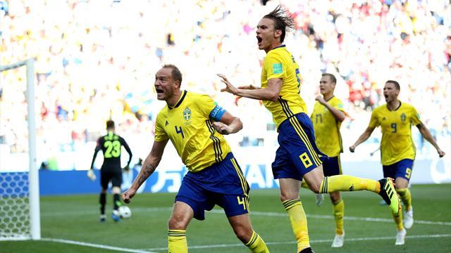 «So VAR so good» pour la Suède