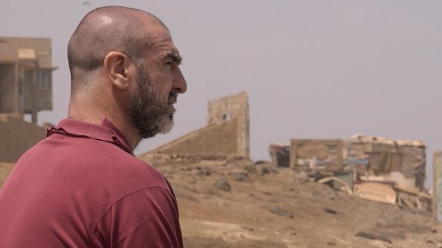 """The King's Road"": Cantona auf Talentsuche im Senegal"
