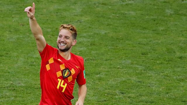 Belgium's Dries Mertens wants more goals to win free TV for friends