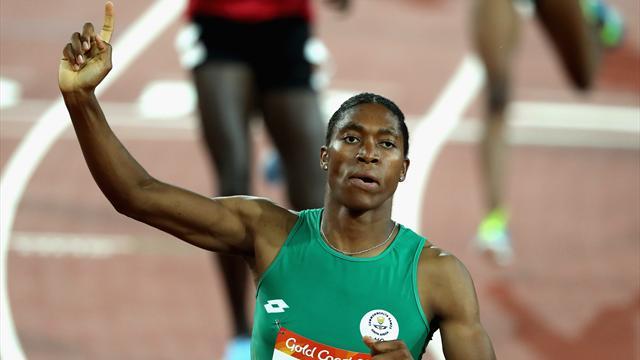 IAAF намерена доказать в CAS, что Семеня должна считаться мужчиной