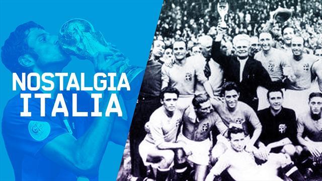Nostalgia Italia: la seconda volta degli Azzurri, il capolavoro di Pozzo e Piola