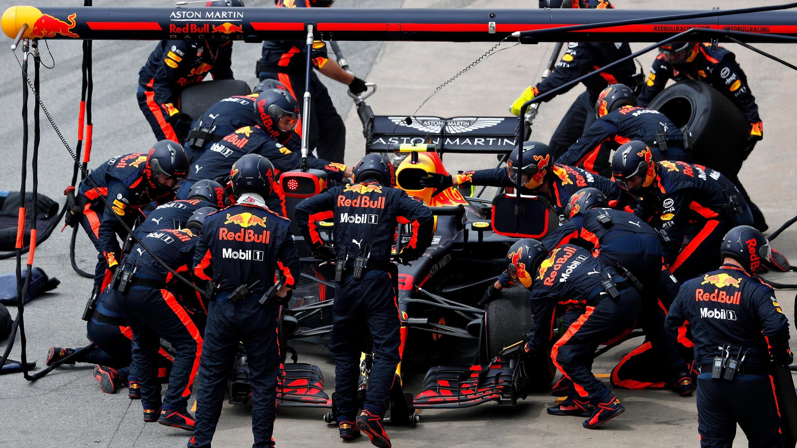 Red Bull F1 Team To Use Honda Engines From Next Season Eurosport