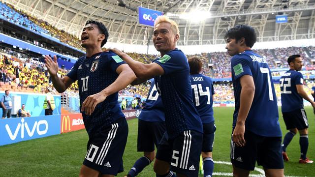 Le pagelle di Colombia-Giappone 1-2