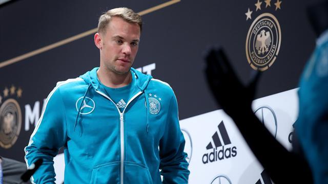 """""""Ist ja keine neue Mannschaft"""": Neuer nimmt erfahrene Spieler in die Pflicht"""