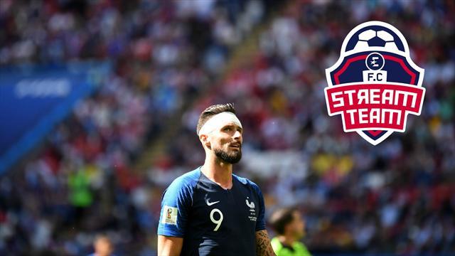 «Comme Valbuena, Giroud, c'est Highlander en équipe de France»
