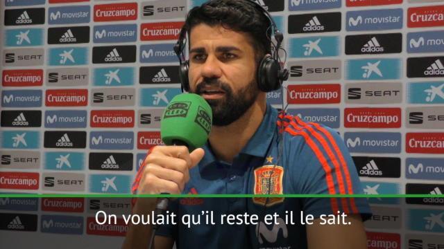 Costa : «Griezmann ? Il a dû se faire un sacré pactole»