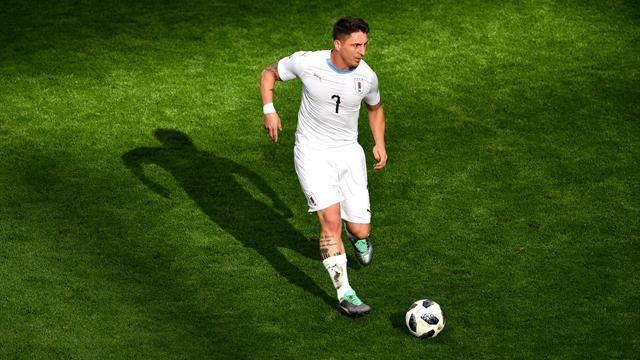 L'Uruguay bat l'Arabie saoudite (1-0) grâce à Suarez — Coupe du monde