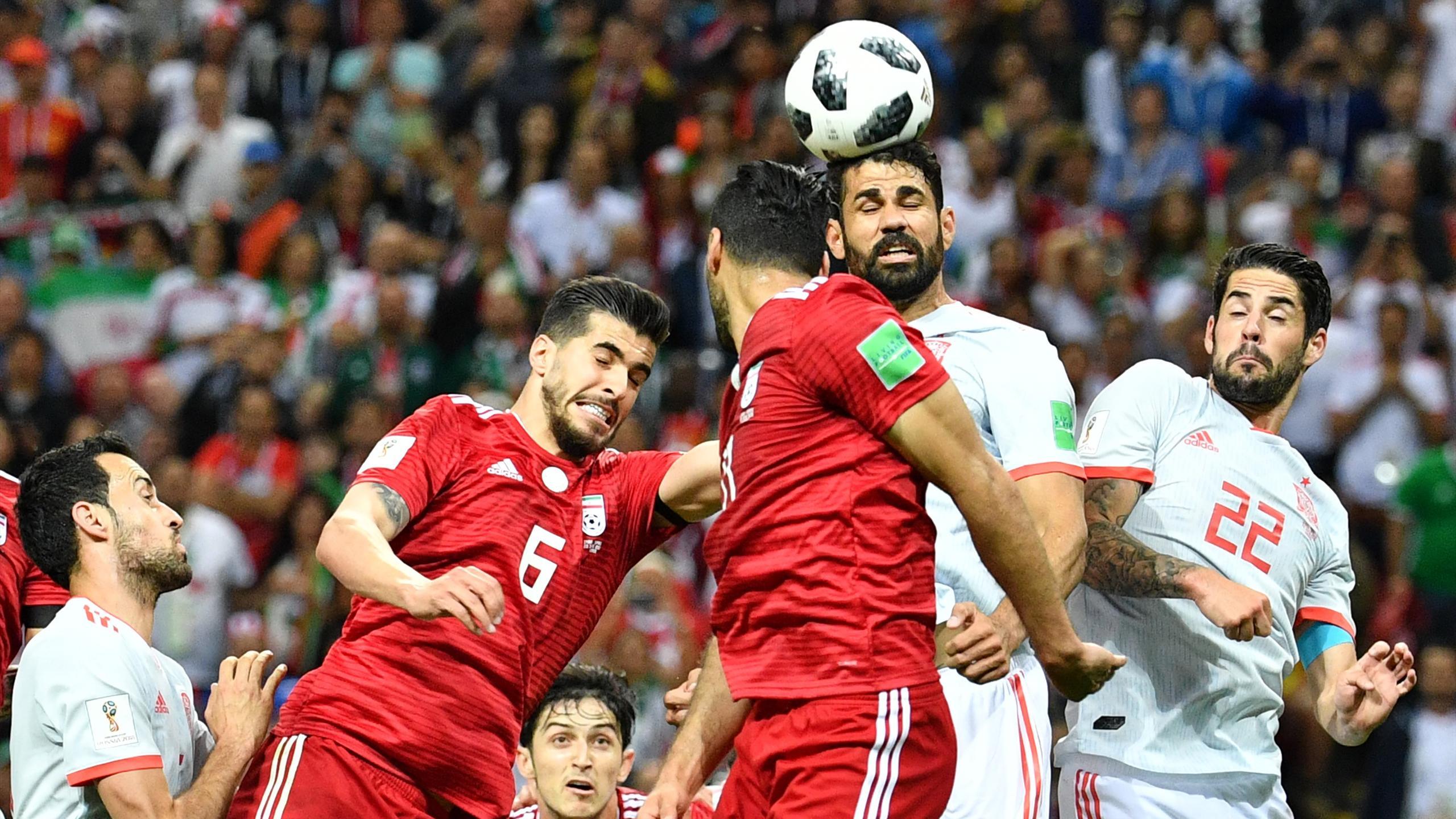 Iran Spanien Wm