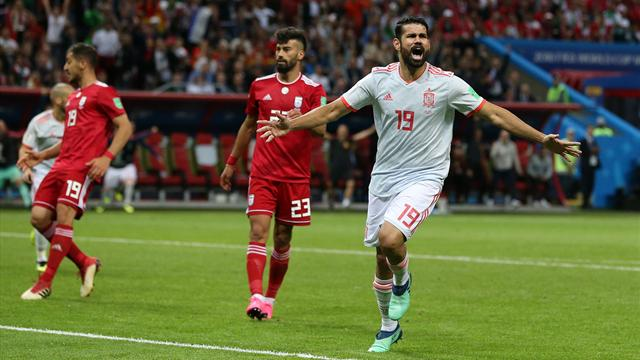 """Spanien müht sich gegen den Iran: """"Das erwartet schwere Spiel"""""""
