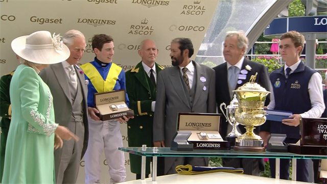 Longines - Race of the Week: Prince of Wales Stakes, Royal Ascot