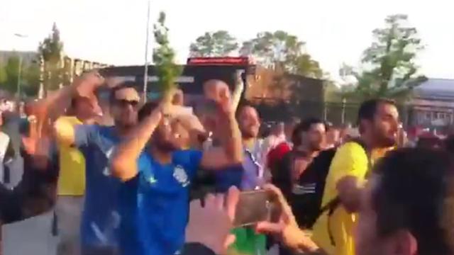 """""""Messi Ciao"""", i tifosi brasiliani provocano la Pulce sulle note della celebre canzone italiana"""