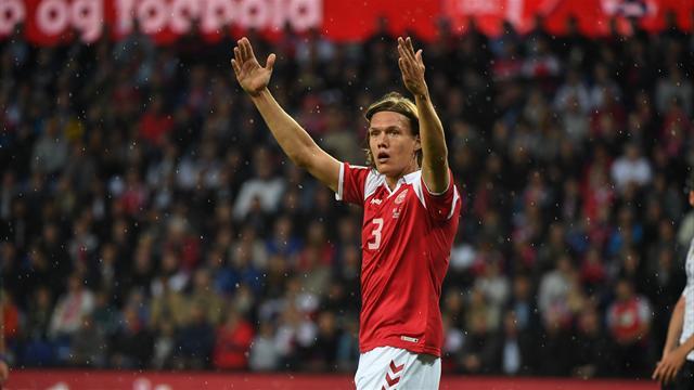 Southampton sign Denmark defender Vestergaard
