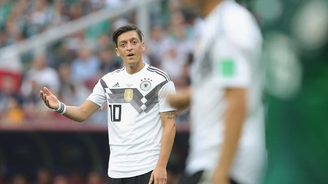 Özil, Khedira, Müller : tollé contre les tauliers