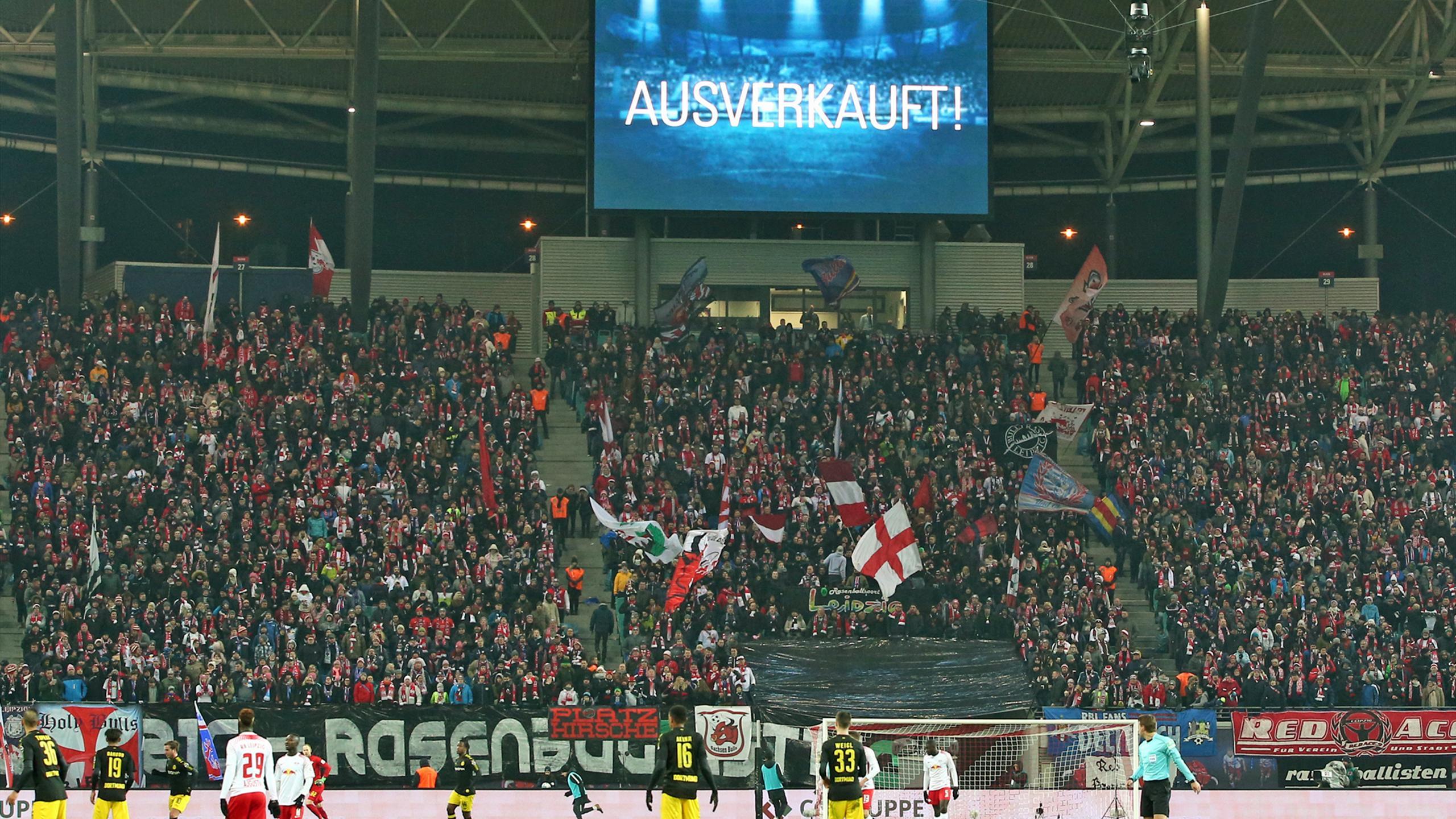 Zuschauerschnitt Europa Fussball