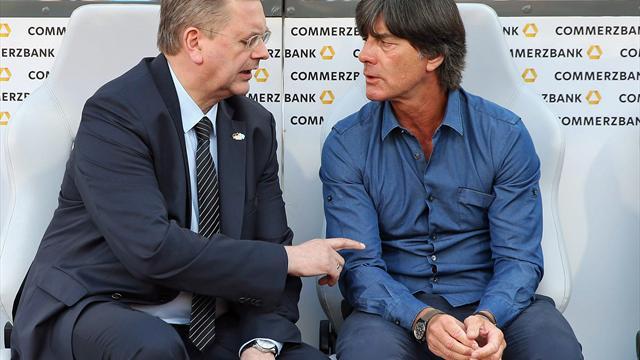 DFB-Präsident kritisiert Löw scharf