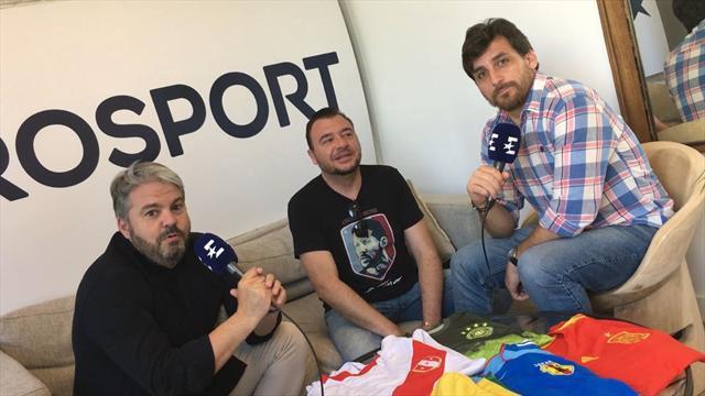 El Tridente Eurosport (III): Méndez, Uría y De la Calle analizan la victoria de España ante Irán