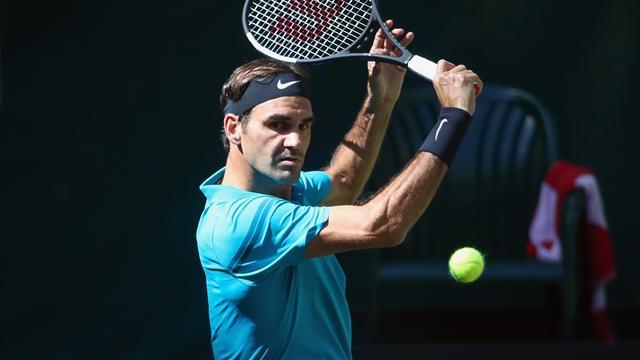 Federer gana con sufrimiento a Paire y se mete en cuartos de final (6-3, 3-6 y 7-6 -7-)