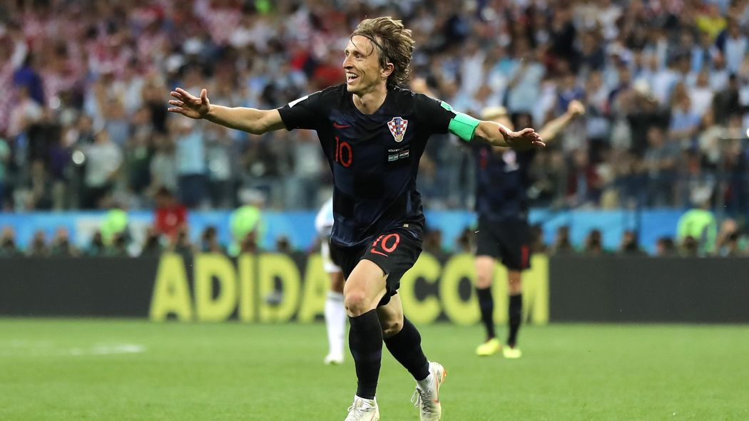 Image result for Modric   2018