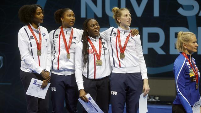Six médailles, deux titres : les Bleus prennent date avec les Mondiaux