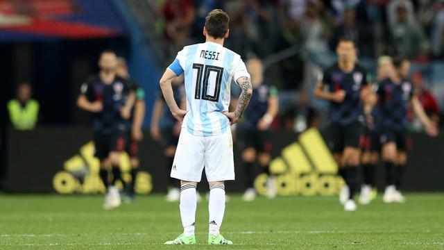 L'antisèche : Sans idée et avec un Messi inhibé, cette Argentine fait pitié