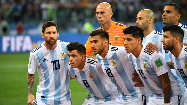Sampaoli : «La réalité de l'équipe argentine assombrit l'éclat de Messi»