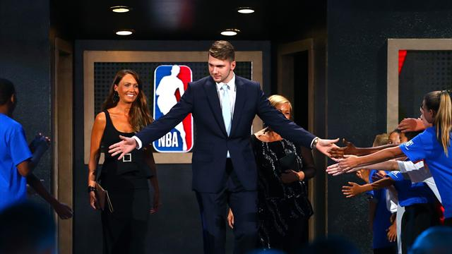 Mavericks trade for Slovenia's 'Wonder Boy' Doncic, send Young to Hawks
