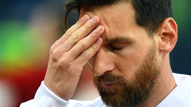 «Honte», «humiliation», «fiasco» : la presse mondiale se déchaîne sur Messi et l'Argentine