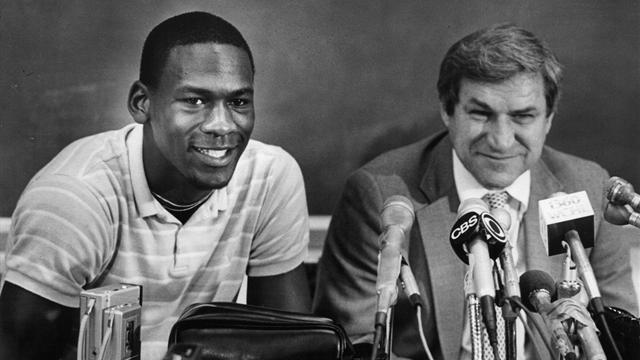 Le jour où… Chicago a changé sa destinée en draftant Michael Jordan