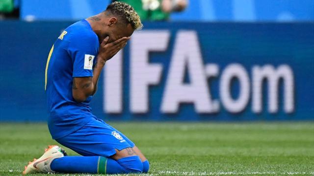 Neymar frustré, Neymar outré… mais Neymar libéré