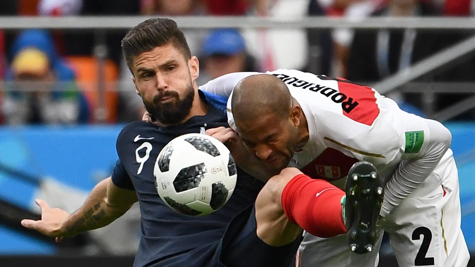 Equipe de france le sens du sacrifice et autres petits plaisirs coupe du monde 2018 - Coupe de france football calendrier ...