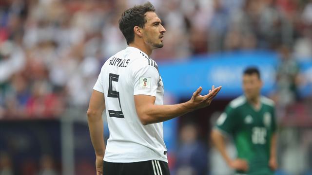 Mondial : l'Allemagne répond en champion face à la Suède (2-1)