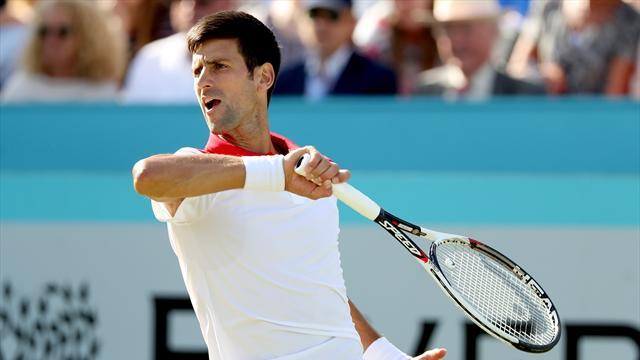 Djokovic écarte Mannarino et rejoint le club des 800