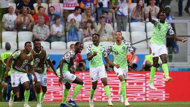 Le Nigeria fait une bonne affaire, l'Argentine aussi