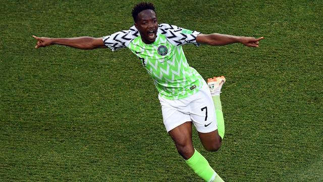 Musa führt Nigeria zum Sieg und macht Argentinien Hoffnung