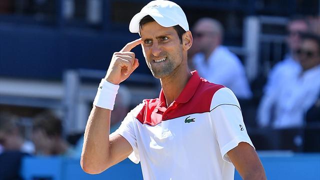Djokovic : «Tout le monde vit des moments où il sent que tout part en l'air»