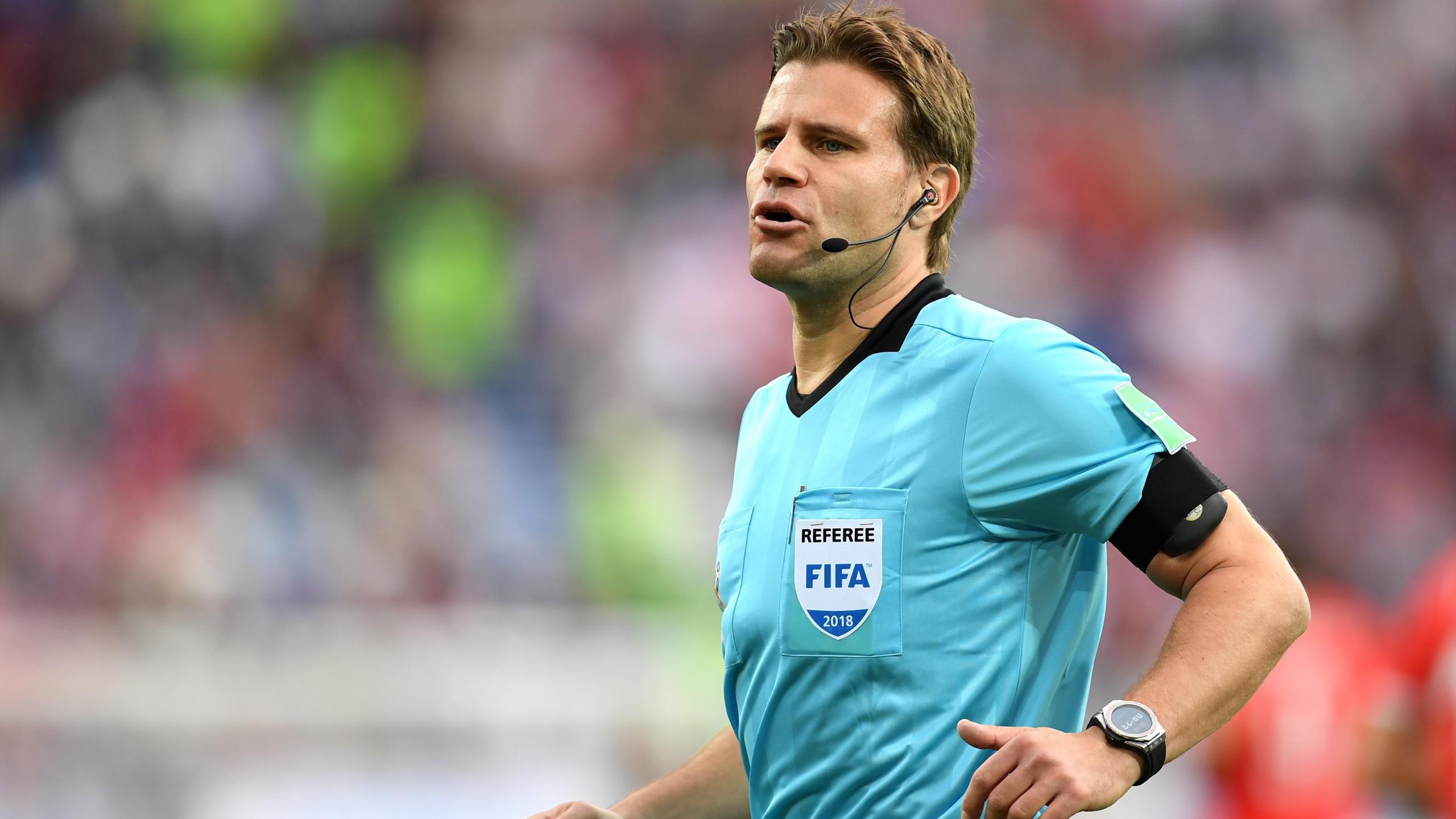 Schiedsrichter Serbien Schweiz