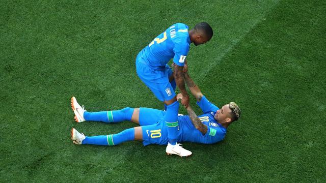 Mondiali 2018, il Brasile perde Douglas Costa: dubbi sul rientro