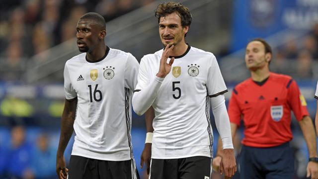 Eurosport-Info: Rüdiger ersetzt Hummels gegen Schweden