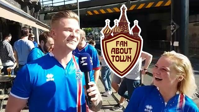 Fan About Town: Hope snatched away from confident Iceland supporters